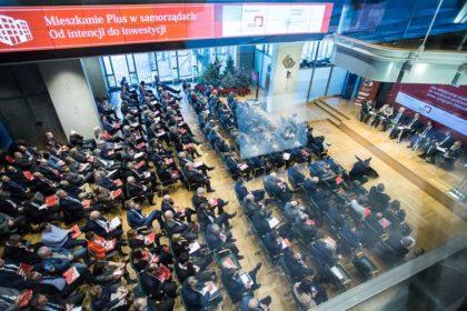 Program Mieszkanie Plus - konferencja w Warszawie