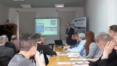 Szkolenie w Toruniu z nowoczesnych systemów stropowych
