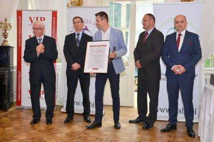 Najwyższa jakość w budownictwie - nagroda dla KONBET Poznań
