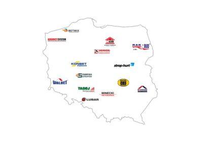 Rozwój sieci partnerskiej STROPY.pl