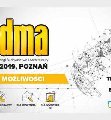 STROPY.pl zapraszają na targi BUDMA 2019 do Poznania
