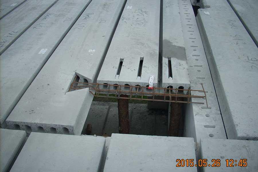 Lekki strop panelowy SMART