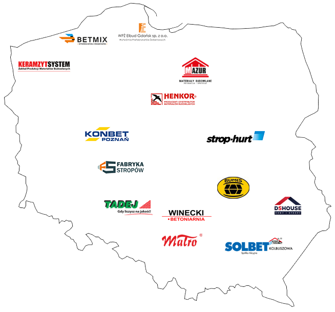 Grupa producentów stropów - STROPY.pl